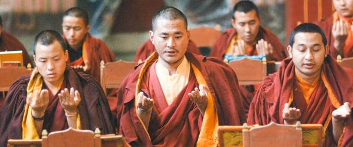 Rumtek Monastery, Sikkim (c) planetary collective