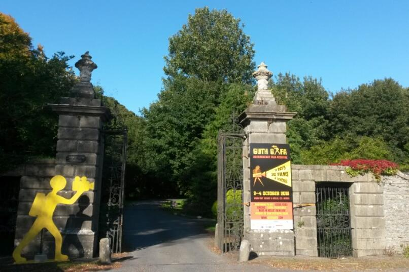 gates of Headfort