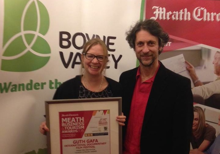 Guth Gafa wins Marketing Innovation Award
