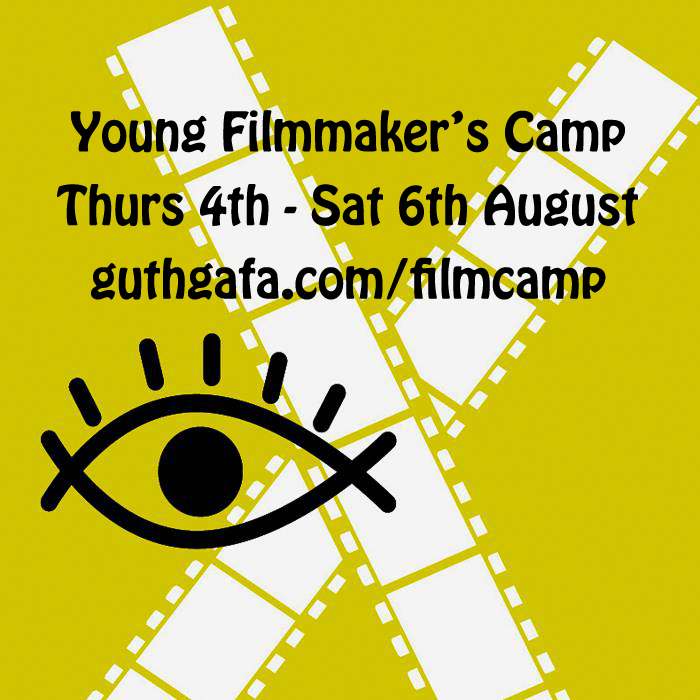 Guth Gafa Announces New Young Filmmaker's Camp