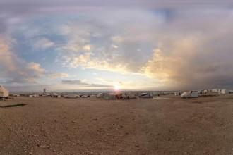Clouds over Sidra