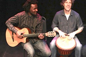 Congolese guitarist and Donegal percussionist headline Guth Gafa Festival Club