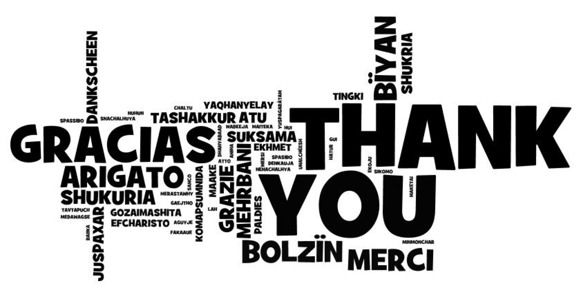 A THANK YOU SHOUT OUT! | Guth Gafa