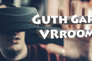KICKSTARTING VIRTUAL REALITY AT GUTH GAFA